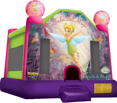 Tinkerbell Bounce House Rental