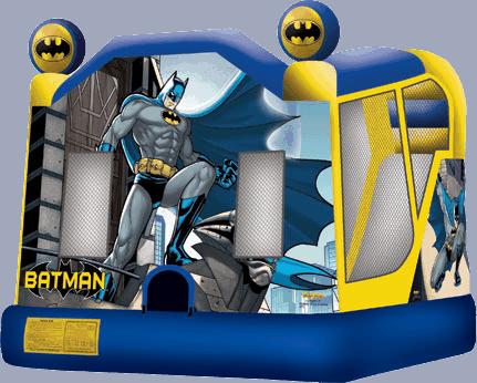 Batman Slide Bounce Combo