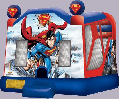 Superman Slide Bounce Combo