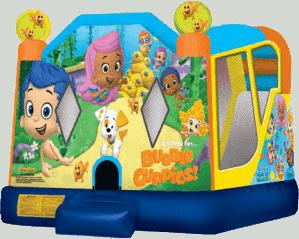 Bubble Guppies Slide Bounce Combo