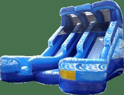Double Splash Water Slide Rental, NY