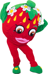 Shopkins – Strawberry