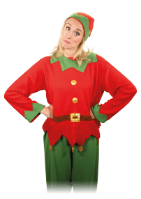 Christmas Elf (female)