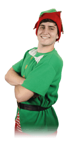 Christmas Elf (male)