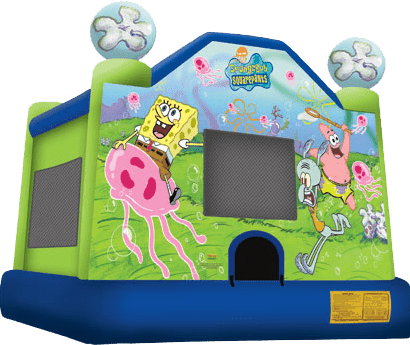 SpongeBob SquarePants Bounce House