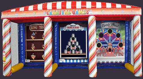 3-in-1 Carnival Game