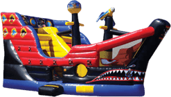 Pirates of Bermuda Obstacle Course