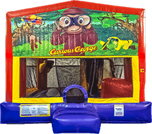 Curious George Combo Slide