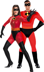 Mr & Mrs Incredible Character
