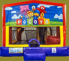 Pocoyo Combo Slide Bounce