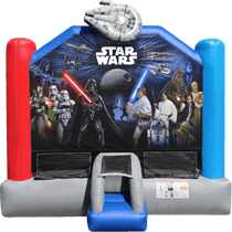 Star Wars Deluxe Bounce House