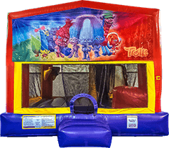 Trolls Combo Slide Bounce